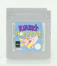 Nintendo Game Boy *Kirby´s Star Stacker* Modul
