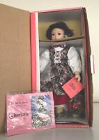 Porcelain Doll By Treasury Collection Paradise Galleries Charlotte