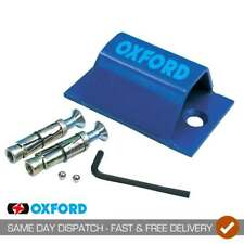 Oxford Brute Force Motor Bike Sold Secure Ground Anchor With Fittings	- SALE!