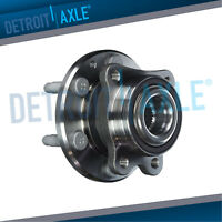 Front Wheel Bearing & Hub for 2015 2016 2017 2018 Chevy Colorado GMC Canyon 4WD