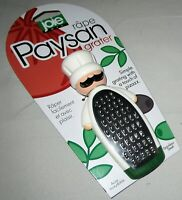Joie MSC Paysan Grater Cheese Nuts Chocolate Chef Red Kitchen Cooking Home Gift