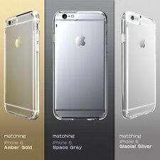 Fashion Rubber Crystal Clear Slim Skin Case Cover For iPhon 6 Plus 5.5''