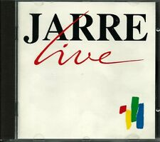 Jean-Michel Jarre Live CD NEW SEALED Oxygene IV/London Kid/Rendez-Vous IV/II+