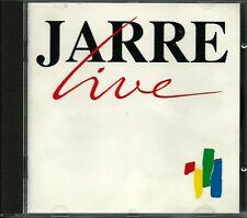 Jean-Michel Jarre Live CD NEW SEALED Oxygene IV/London Kid/Rendez-Vous IV/II+
