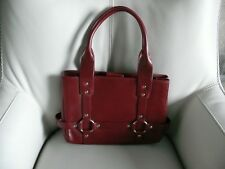 M&co Red Bag Classic Style