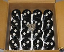 BOX of (16) 450V 5600uF Electrolytic Capacitors, High-Voltage, NEW IN BOX, Sale!