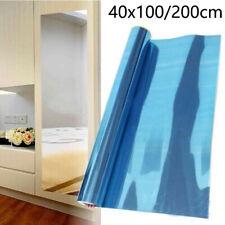 Moderno Espejo Adhesivo Pared Adhesivos de Pared Extraíble Hogar Baño Decor