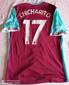 Trikot West Ham United London Chicharito Queen Elizabeth Park 16/17 Jersey umbro