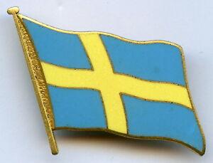 Sweden 1936 Berlin Olympic Games NOC Badge Pin Nice Grade !!!