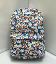 Doraemon lots head shoulder bag backpack Leisure school bag Backpacks