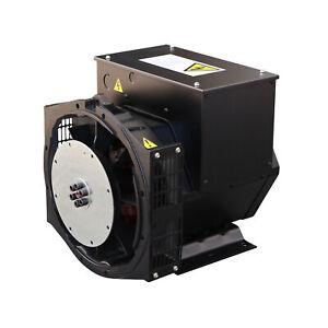 Stromerzeuger ohne Motor 400V 15kW 3phasig bürstenlos Synchron Generator SAE AVR