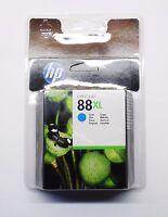 Original HP Printer Ink Cartridge 88 XL CYAN C9391AE OFFICEJET K550 K8600 L7780