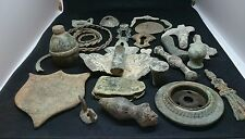 Lovely stunning medieval to post medieval lot all as seen totally Uncleaned L93j