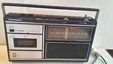 1974 Grundig C4100 Radio & Cassette Player