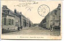 CP 02 Aisne - Etreux - Grande-Rue, côté de Guise