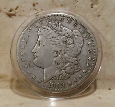 1893 CC MORGAN DOLLAR IN VF!!!!!