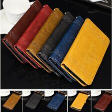 Flip Stand Wallet Leather Case Cover for Xiaomi Redmi 4X Note 3 4 Sony Motorola