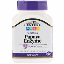 Papaya Enzyme, 100 Chewable Tablets