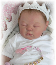 """Unpainted Reborn Doll Kits For 19"""" Mold to Make Your Own Baby Doll Vinyl DIY"""