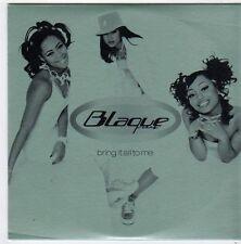 (FI642) Blaque Ivory, Bring It All To Me - 2000 DJ CD