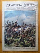 La Domenica del Corriere 19 settembre 1937 Spagna - Tanganica - Milano
