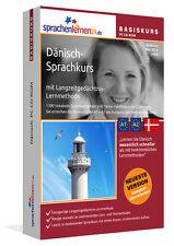 DÄNISCH-BASIS-Sprachkurs CD - ERFOLGREICH lernen!