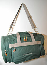 LEHMAN BROTHERS ~ CANVAS DUFFEL ~ BOGO ~ 10TH ANNIVERSARY SALE!! ( Last One )