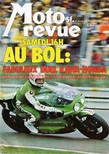 MOTO REVUE 2282 DUCATI 500 Sport Desmo KAWASAKI 1000 Godier Genoud Bol d'OR 1976
