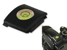 Hot Shoe Bubble Spirit Level Cap Cover for Nikon D7100 D3200 D5200 D80 D600 D800