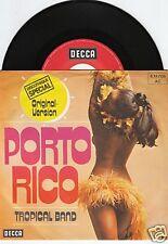 TROPICAL BAND Porto Rico 45/GER/PIC
