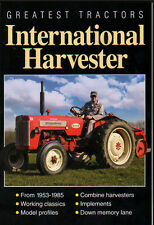 Tractor Book: GREATEST TRACTORS - INTERNATIONAL HARVESTER