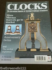 CLOCKS - MERAUX MARVELS - MAY 1995