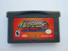 Mega Man Battle Network 4: Red Sun (Nintendo Game Boy Advance, 2004) NTSC/US/CA