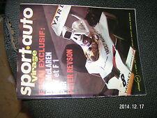 ** Sport Auto n°147 Lancia Beta Coupe GS Birotor Audi 80 GT SIGMA Essai Mc Laren