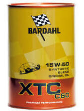 OLIO MOTORE BARDAHL XTC C60 15w50 SYNTHETIC BLEND SPECIAL OIL