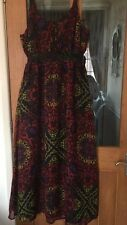 HOME SHOPPING DIRECT, MAXI DRESS SIZE 16 EXCELLENT
