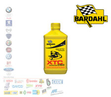 OLIO SCOOTER 4T BARDAHL 1LT XTC C60 5W40 FULLY SYNTH SPECIAL OIL 4-STROKE 362040