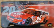 #14 Tony Stewart Signature Series Souvenir License Plate SS1409BBK