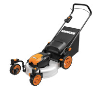 Worx WG719 13 Amp 19 in. Electric Lawn Mower - Free Shipping