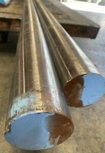 Length: 100mm, Diameter: 40mm Ochoos Titanium Alloy Bar UNS Gr5 TC4 BT6 TAP6400 Titanium Ti Round Bars Industry CNC Machine Use DIY Material Anti-Corrosion Model