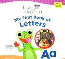 Baby Einstein: My First Book of Letters Disney Book Group, Board book