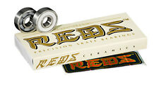 Bones Bearings - Ceramic Super  REDS Bearings ( 8 pack )  608 8mm