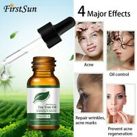 Tea tree Oil 10ml for Hair Face Skin Nails Australian essential Beauty oil