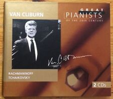 Van Cliburn (CD, Dec-1998, 2 Discs, Philips)