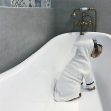 Pet Bathrobe Dog Absorbent Clothes Puppy Towel Blanket Soft Warm Cat Pajamas