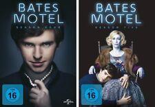 6 DVDs * BATES MOTEL -  STAFFEL / SEASON 4 + 5 IM SET # NEU OVP +