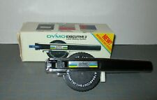 Dymo Executive 3 Label Maker 1575