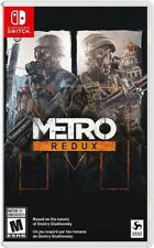 Metro Redux for Nintendo Switch [New Video Game]