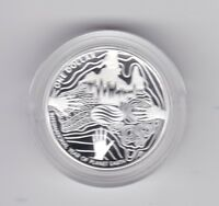 2008 SILVER Proof $1 Coin Australia Ex Fine Silver Set Year of Planet Earth