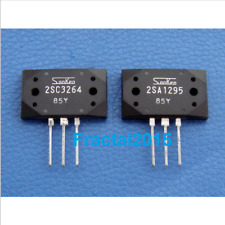 1Paire 2SA1295 & 2SC3264 SANKEN Transistor